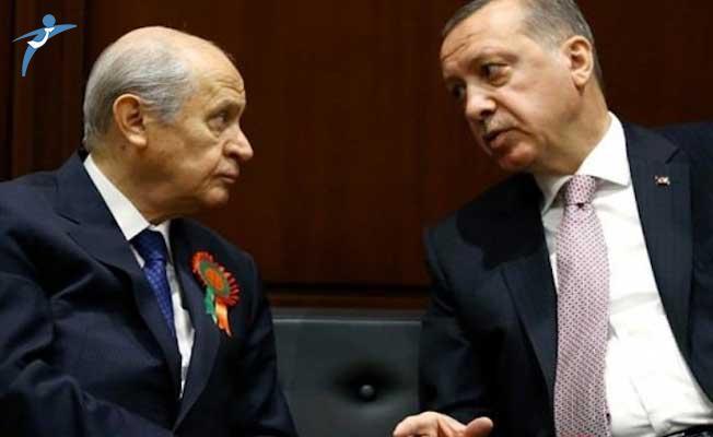 Cumhurbaşkanı Erdoğan'dan AK Parti ve MHP İttifakı Açıklaması!