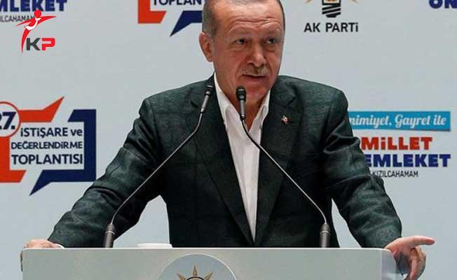 Cumhurbaşkanı Erdoğan'dan Ankara'da Önemli Açıklamalar!