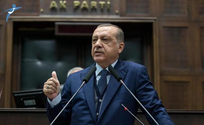 Cumhurbaşkanı Erdoğan'dan Grup Toplantısında Gündeme İlişkin Açıklamalar