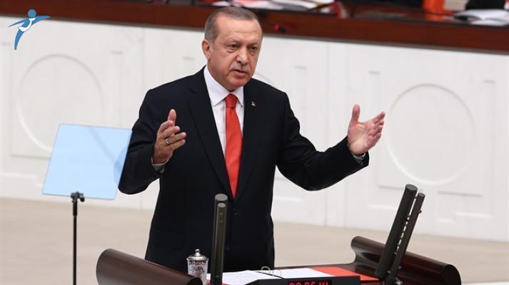 Cumhurbaşkanı Erdoğan'dan TBMM'de Ekonomik Saldırı Açıklaması
