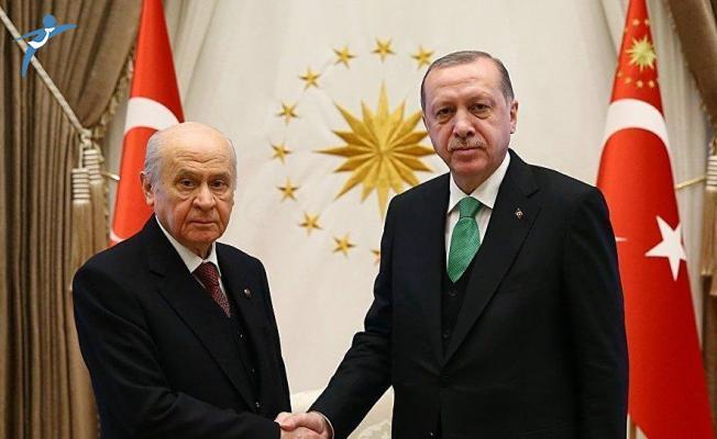 Cumhurbaşkanı Erdoğan İle MHP Lideri Bahçeli Görüşmesinin Zamanı Belli Oldu