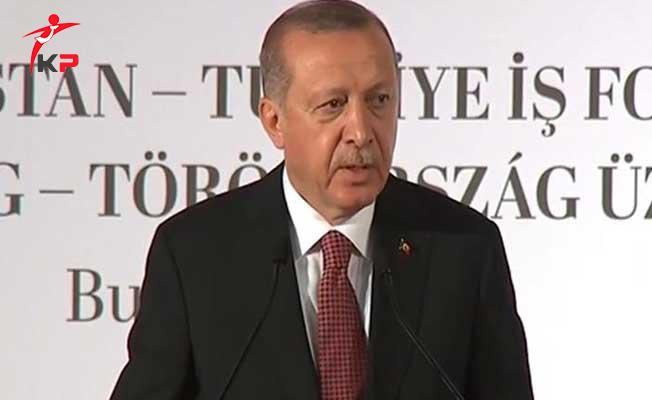 Cumhurbaşkanı Erdoğan Macaristan Ziyaretinde Önemli Açıklamalarda Bulundu!