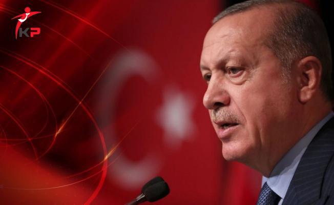Cumhurbaşkanı Erdoğan: McKinsey'den Hizmet Almayacağız, Biz Bize Yeteriz!