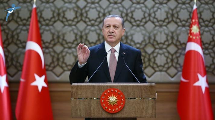 Cumhurbaşkanı Erdoğan: Yeni Dönemin Arifesindeyiz