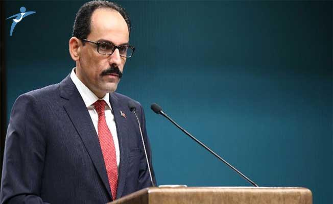 Cumhurbaşkanlığı Sözcüsü Kalın'dan Kabine Toplantısı Sonrası EYT Açıklaması