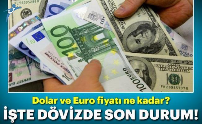 Dolar ve Euro Güne Nasıl Başladı? 19 Ekim 2018 Güncel Döviz Fiyatları