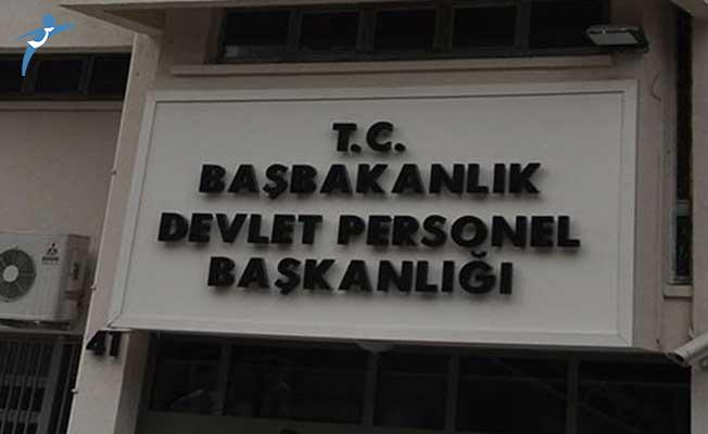 DPB, Atama Yapılacak Boş Kadrolar Bildirilirken Kişiye Özel İlanları Gözden Kaçırmamalıdır