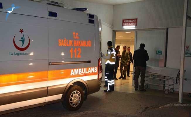 Düzce'de Askeri Araç Kaza Yaptı! Yaralı Askerler Var
