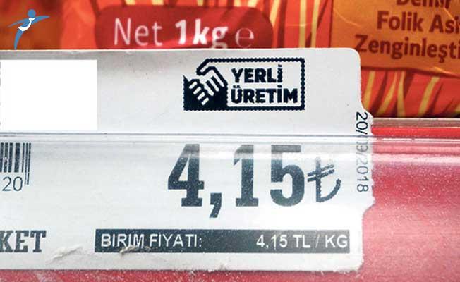 Fiyat Etiketinde Yerli Üretim Logosu Kullanımına İlişkin Tebliğ Resmi Gazete'de Yayımlandı
