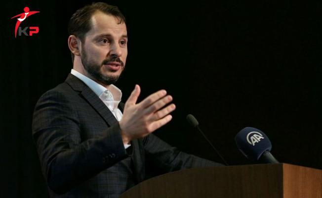 Hazine ve Maliye Bakanı Albayrak Enflasyon İle Topyekün Mücadele Programını Açıkladı