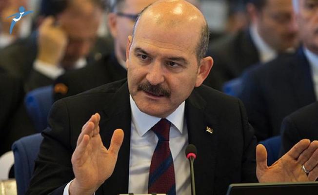 İçişleri Bakanı Soylu: DEAŞ Uçak Yapmaya Çalışmış !
