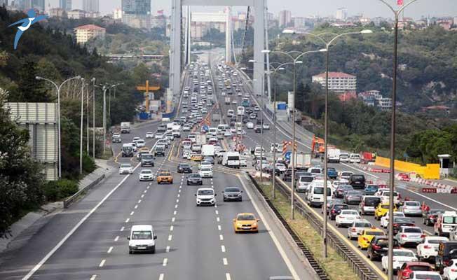 İstanbul'da 29 Ekim Tarihinde Trafiğe Kapalı Olacak Yollar Açıklandı