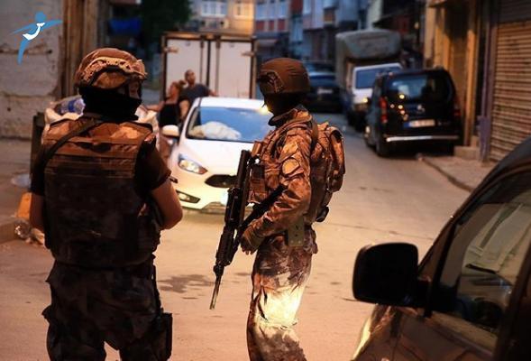 İstanbul'da Dev Operasyon: 1500 Adrese Eş Zamanlı Operasyon