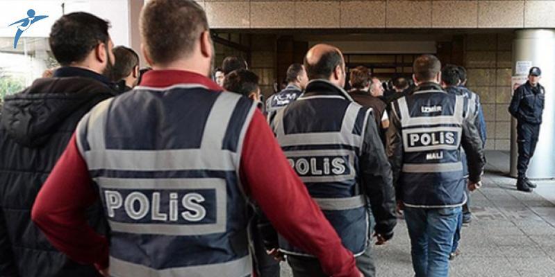 İstanbul'da Operasyon ! Çok Sayıda Gözaltı Var