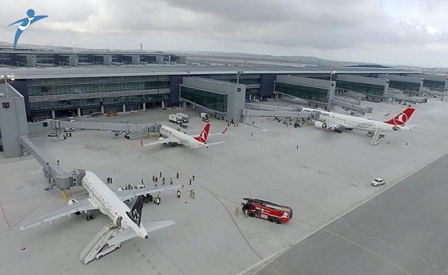 İstanbul Yeni Havalimanı Kapsamında 120 Bin Personel Alınacak !