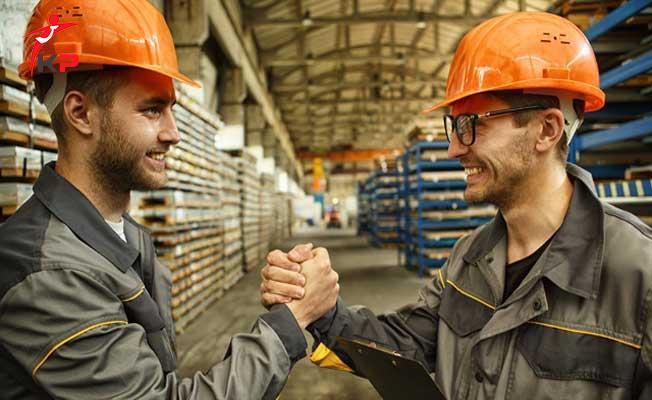 Kadroya Alınan Bir Milyon Taşeron İşçiye Toplu İş Sözleşmesi Yapılacak
