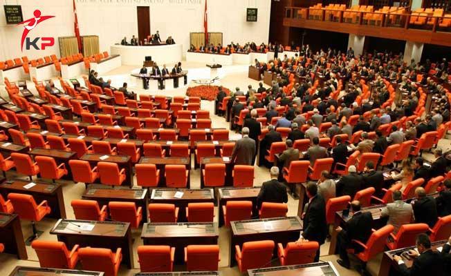 Kamu Görevlilerinin Ek Göstergelerini Yeniden Düzenleyen Kanun Teklifi Meclise Sunuldu