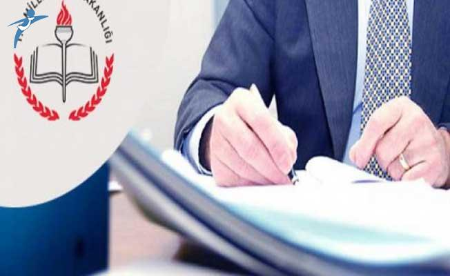 MEB Şube Müdürü GYS'de Sözlü Sınava Alınmayanlar Hakkında Karar