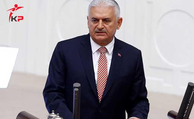 Meclis Başkanı Yıldırım'dan Son Dakika Kanun Teklifi Açıklaması!