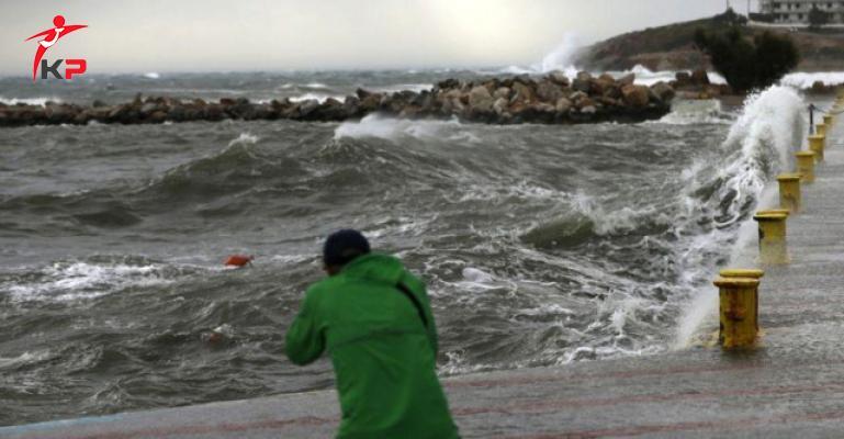 Meteoroloji'den Önemli Fırtına Uyarısı