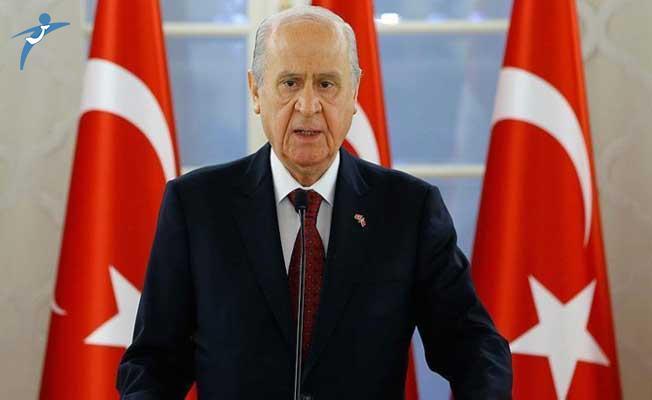MHP Lideri Devlet Bahçeli'den McKinsey Değerlendirmesi
