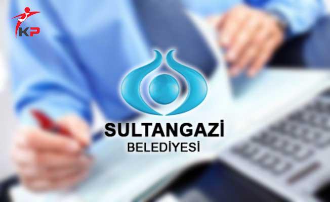 Sultangazi Belediyesi Memur Alımı Başvuru Sonuçları Açıklandı