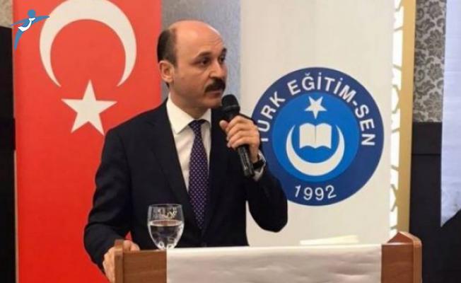 Talip Geylan: Artık Türkiye Sözleşmeli Öğretmenlikten Kurtarılmalıdır!