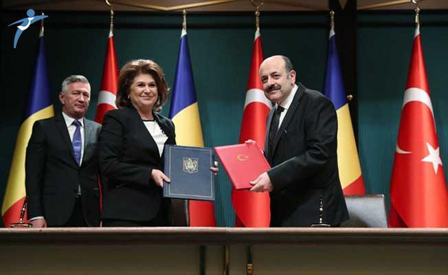 YÖK'ten Romanya İle Yükseköğretim Alanında Stratejik İşbirliği Antlaşması