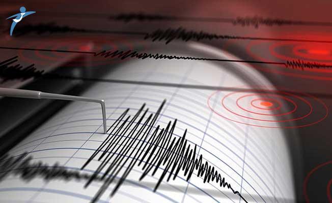 Yunanistan'da Gece Saatlerinde Çok Şiddetli Deprem