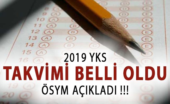 2019 Yükseköğretim Kurumları Sınavı (YKS) Tarihi Belli Oldu!