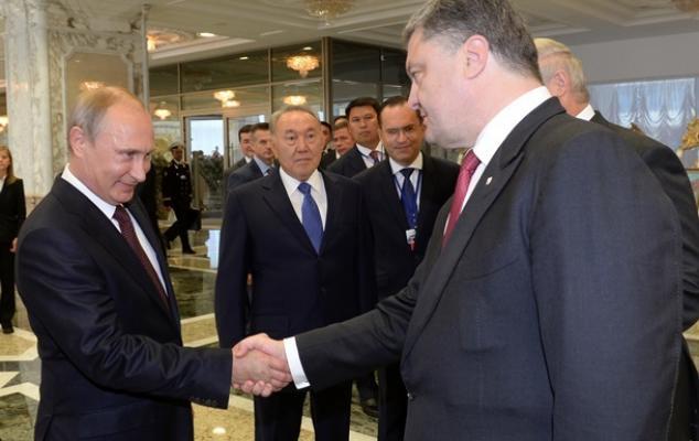 ABD, Putin ve Poroshenko'yu pazarlığa çağırdı