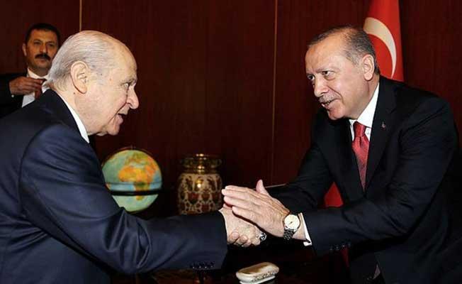 AK Parti Hangi Büyükşehirlerde MHP'ye Destek Verecek?