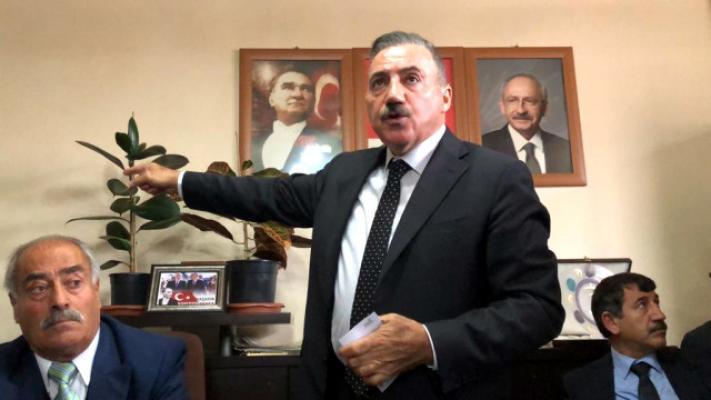 AKP eski Belediye Başkanı CHP'den aday