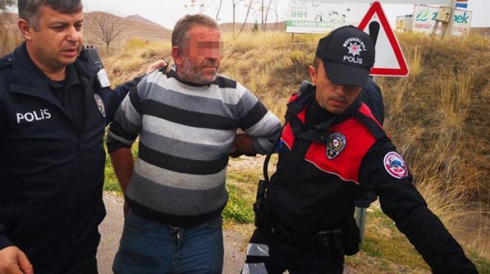 Aksaray'da iğrenç olay- Erkek çocuğuna cinsel istismar yaparken yakalandı