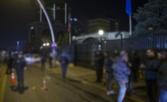 Ankara Avusturya Büyükelçiliği Önünde Silah Sesleri! Polisler Sevk Edildi