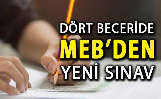 Bakan Selçuk Açıkladı: MEB'den Dört Beceri İçin Yeni Sınav Geliyor