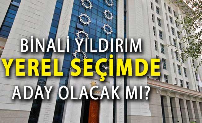 Binali Yıldırım Yerel Seçimde Aday Olacak Mı? Cumhurbaşkanı Erdoğan Açıkladı!