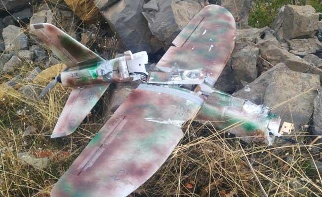 Bomba Yüklü İHA'lar Şırnak'ta Valilik Bahçesi ve 10 Farklı Yere Düştü!