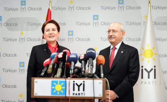 CHP ve İYİ Parti Arasında İttifak Krizi !