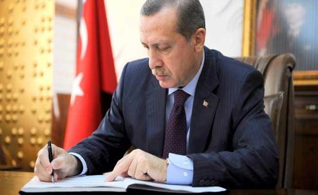 Cumhurbaşkanı Erdoğan'dan 12 Yeni Üniversiteye Personel Atama İzni
