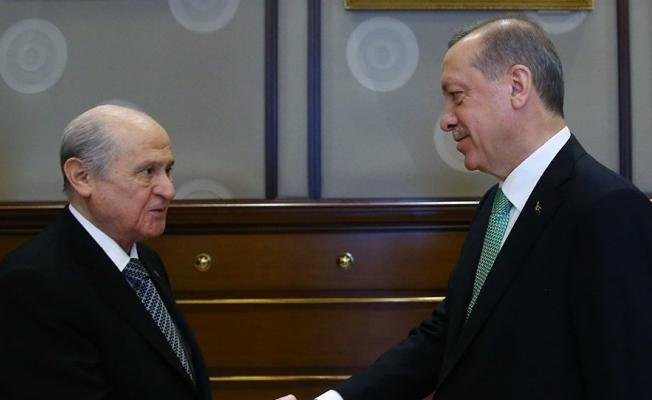 Cumhurbaşkanı Erdoğan İle MHP Lideri Bahçeli Görüşmesinin Gündemi Belli Oldu