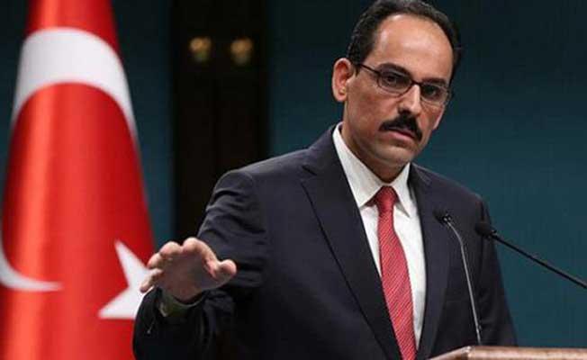 Cumhurbaşkanlığı'ndan ABD'ye Sert PKK/PYD'ye Destek Eleştirisi