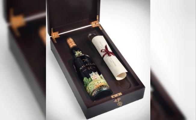 Dünyanın en pahalı viskisi- 8 milyon TL'ye alıcı buldu