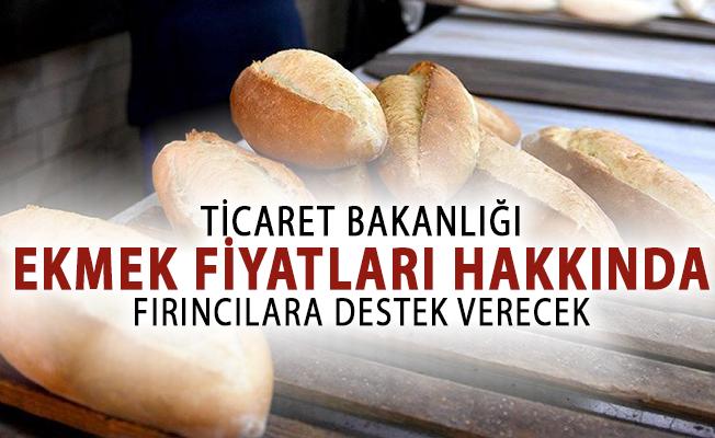Ekmek Zamlarıyla Alakalı Olarak Fırıncılara Destek Verilecek!