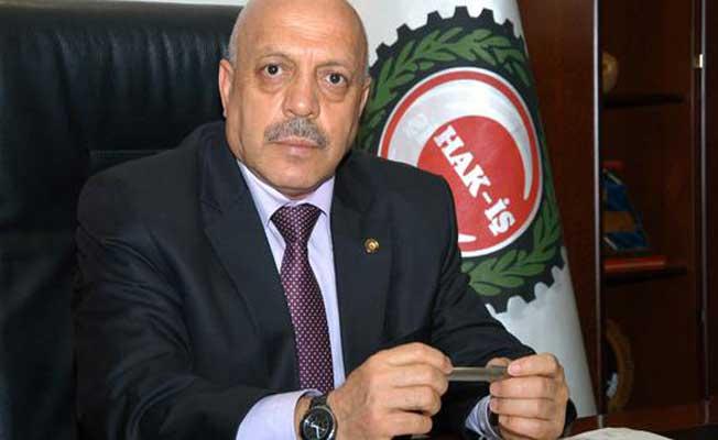 Hak İş Başkanı Arslan'dan EYT Açıklaması: EYT Sorununun Birinci Sorumlusu İMF Politikalarıdır