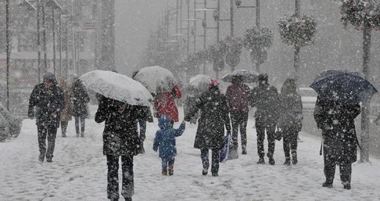 İstanbul'a Kar geliyor- İşte O tarih