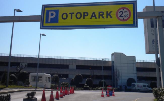 İstanbul yeni havalimanı otopark ücretleri