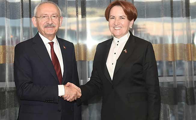 İYİ Parti ve CHP İttifak Hakkında Yol Haritası Belirleyecek