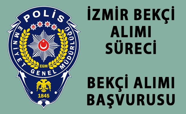 İzmir Bekçi Alımı Başvuru Detayları! İzmir Bekçi Alım İlanları! Bekçi Alımında Son Durum