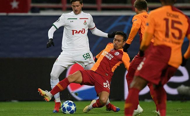 Lokomotiv Moskova- Galatasaray Maç Özeti! Lokomotiv Moskova- Galatasaray Maçı Kaç Kaç Bitti?